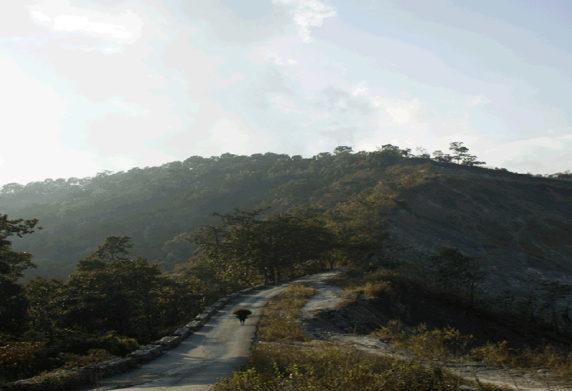 Latpanchar Road
