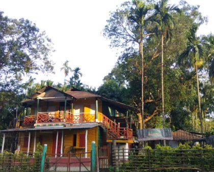 Prakriti HomeStay Jayanti