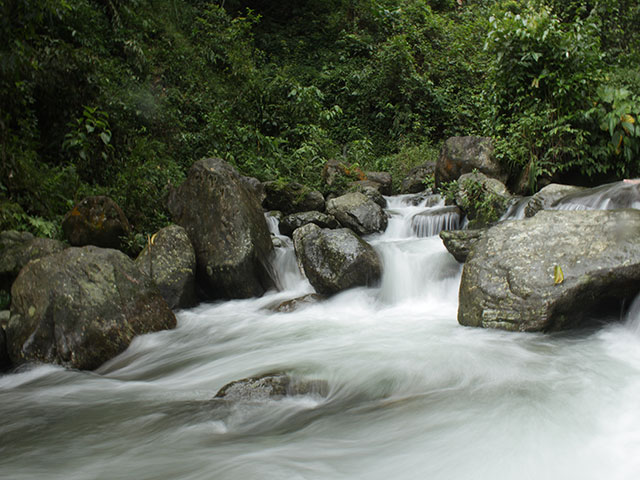 Samsing Suntalekhola river