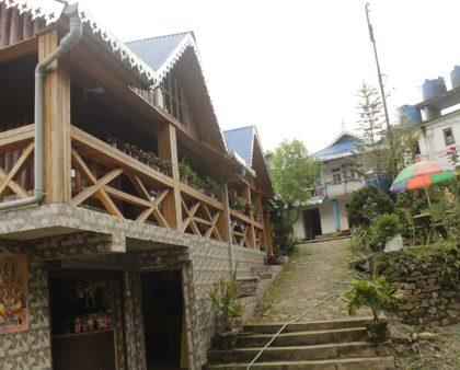 Rajeshwari Homestay