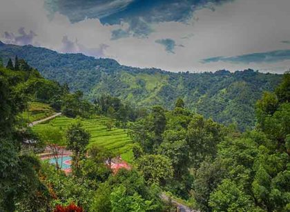 Baramangwa, eco-friendly village in Darjeeling